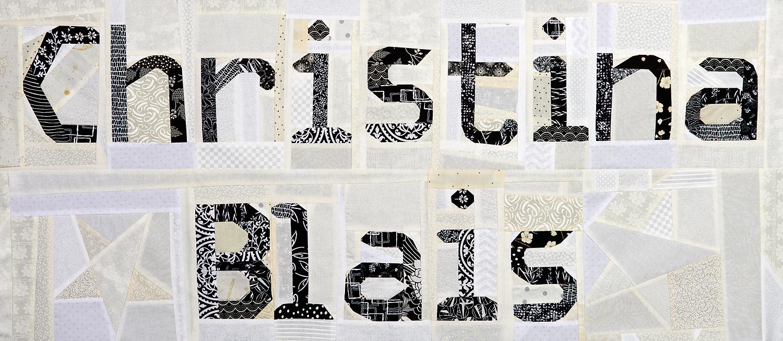 Christina Blais Fiber Artist